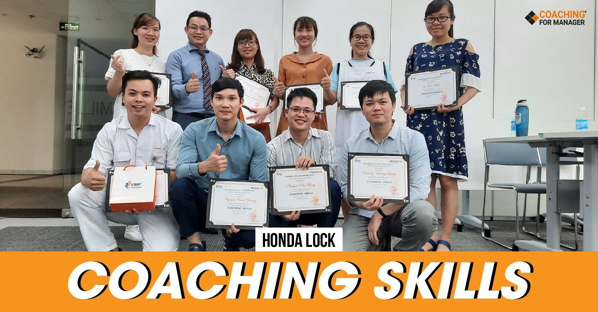Coaching skills hondalock